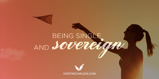 single and sovereign