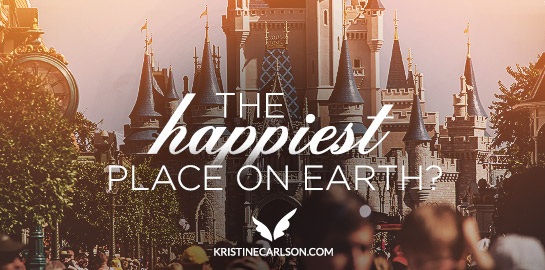 the happiest place on earth blog