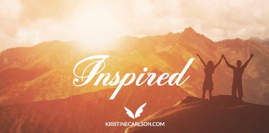 inspired blog