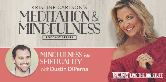meditation and mindfulness dustin diperna podcas