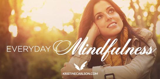 everyday mindfulness blog