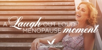 a laugh out loud menopause moment blog