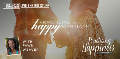 practicing a happy marriage