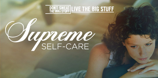 supreme self care podcast
