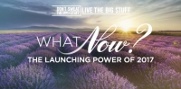 what now? the launching power of 2017 podcast