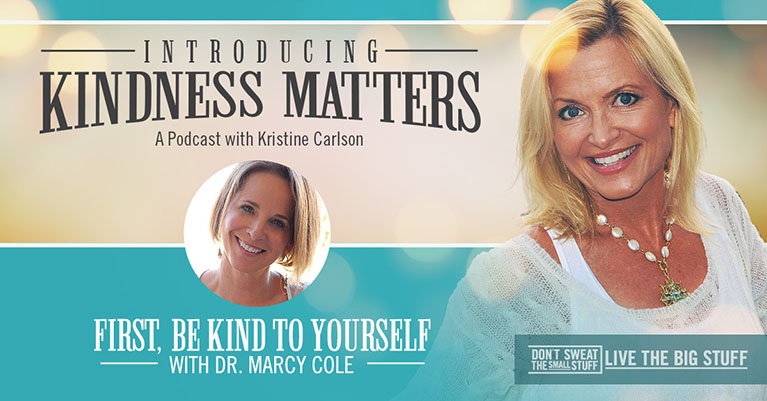 first be kind to yourself podcast