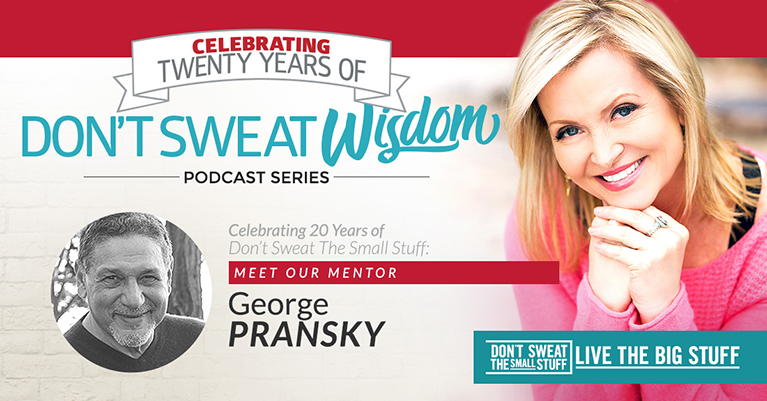 Meet Our Mentor, Dr. George Pransky
