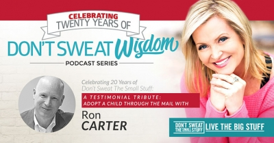 don't sweat wisdom ron carter podcast