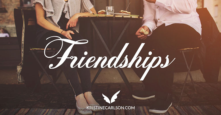 Friendships: Some Flourish and Some Fall Away