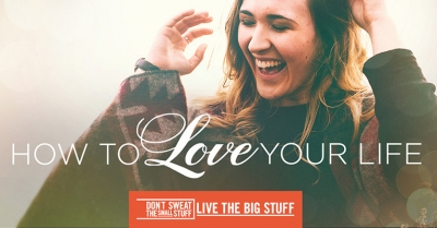 how to love your life podcast