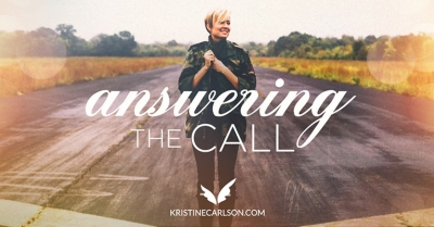 Answering the Call blog