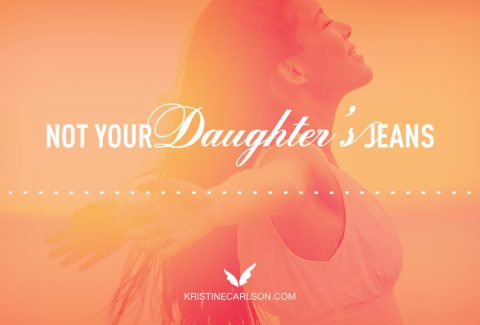 Not Your Daughter's Jeans blog