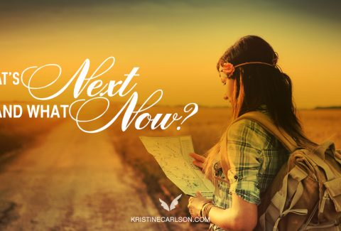 What's Next and What Now blog