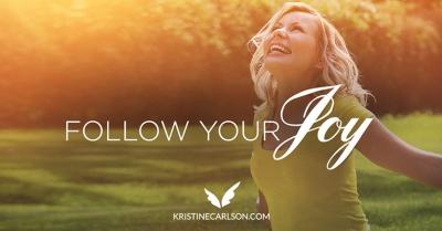 follow your joy blog