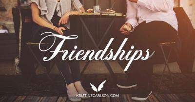 friendships blog