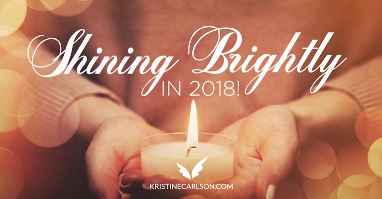 shining brightly in 2018 blog