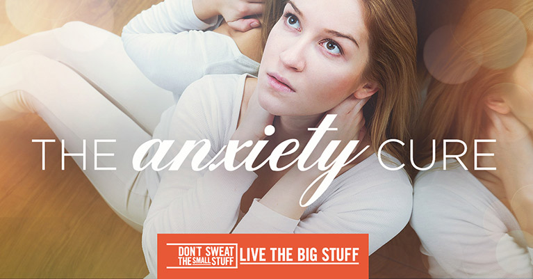 the anxiety cure podcast