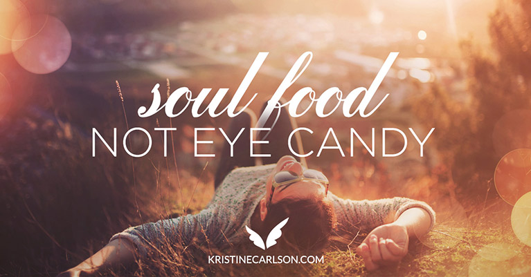 Soul Food, Not Eye Candy blog