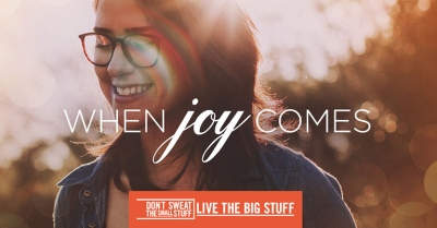 When Joy Comes podcast