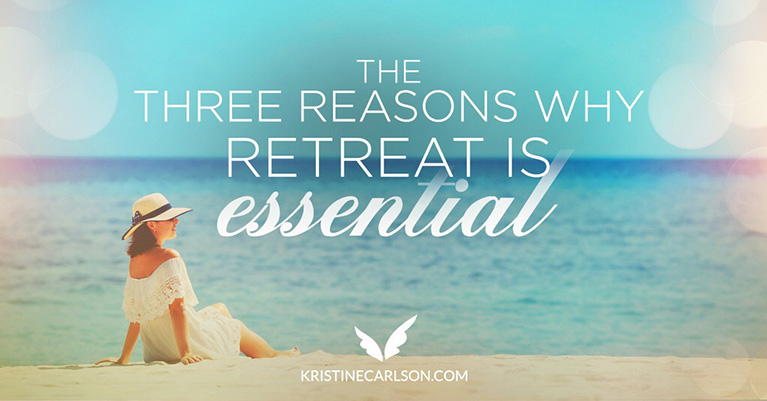 the three reasons why retreat is essential blog