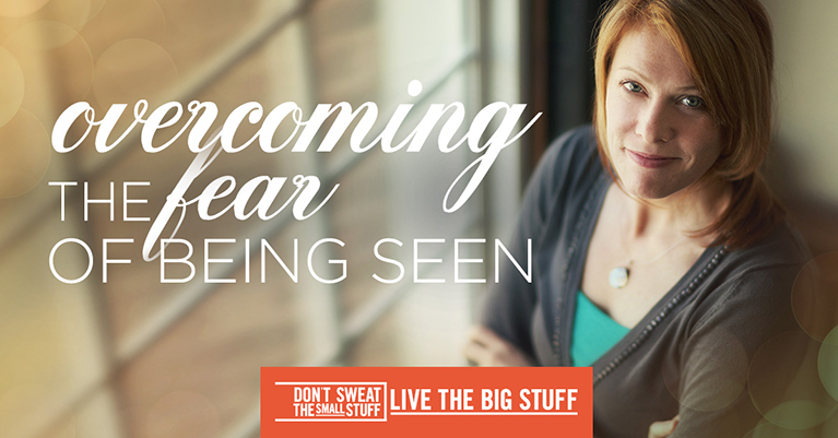 Overcoming the Fear of Being Seen Podcast