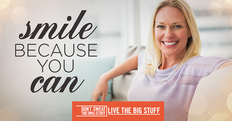 Smile Because You Can Podcast
