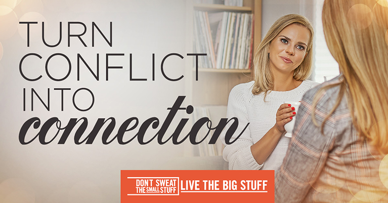 Turn Conflict Into Connection Podcast