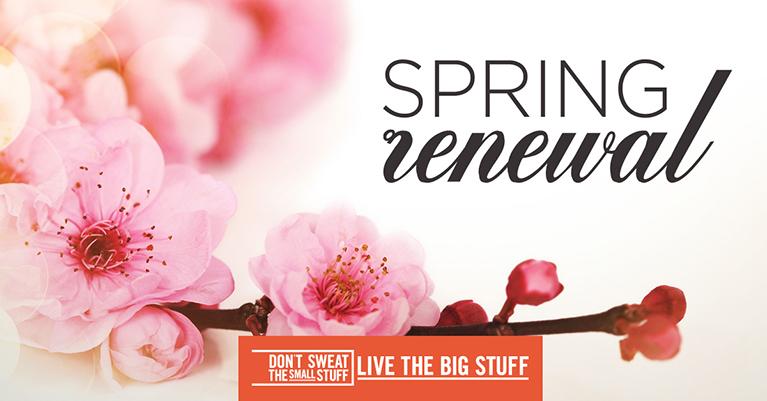 Spring Renewal Podcast