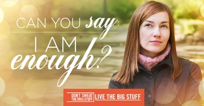 Can You Say I am enough Podcast