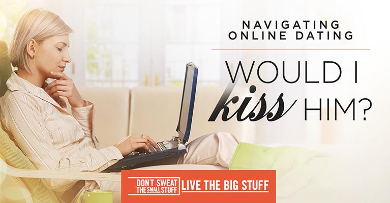 Navigating Online Dating Would I Kiss Him Podcast