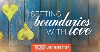 Setting Boundaries With Love Podcast