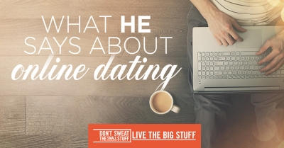 What HE says about online dating Podcast