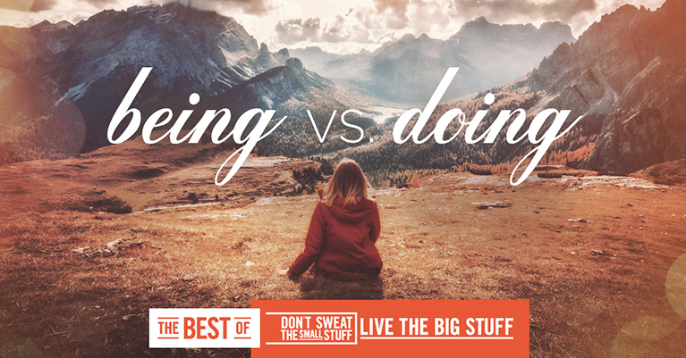 best of being vs doing Podcast