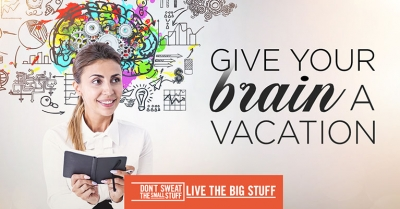 Give Your Brain a Vacation Podcast