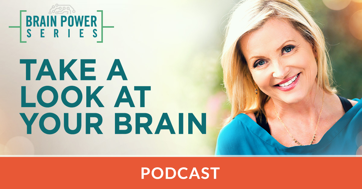 Take A Look At Your Brain Podcast