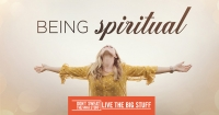 Being Spiritual Podcast