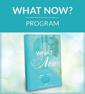 What Now Program