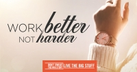 Work Better Not Harder Podcast