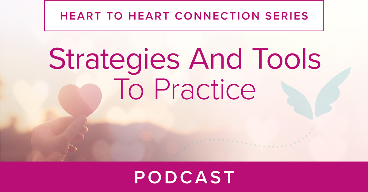 Strategies and Tools to Practice Podcast