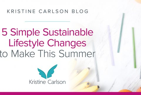 5 Simple Sustainable Lifestyle Changes to Make This Summer Blog