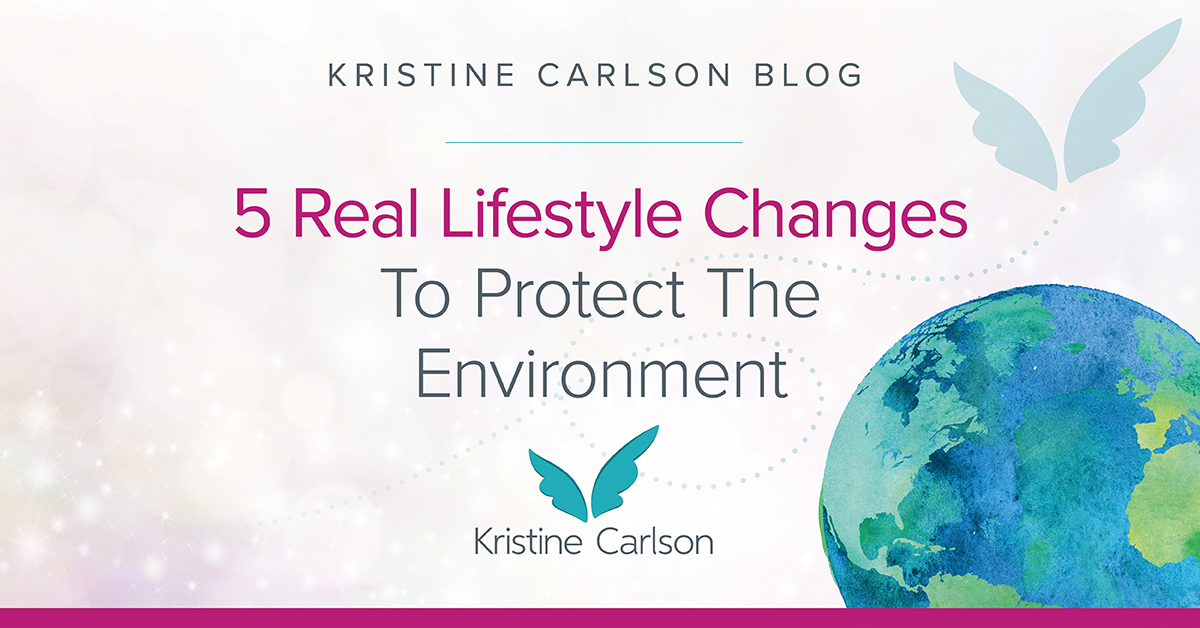 Lifestyle Changes To Protect The Environment Blog
