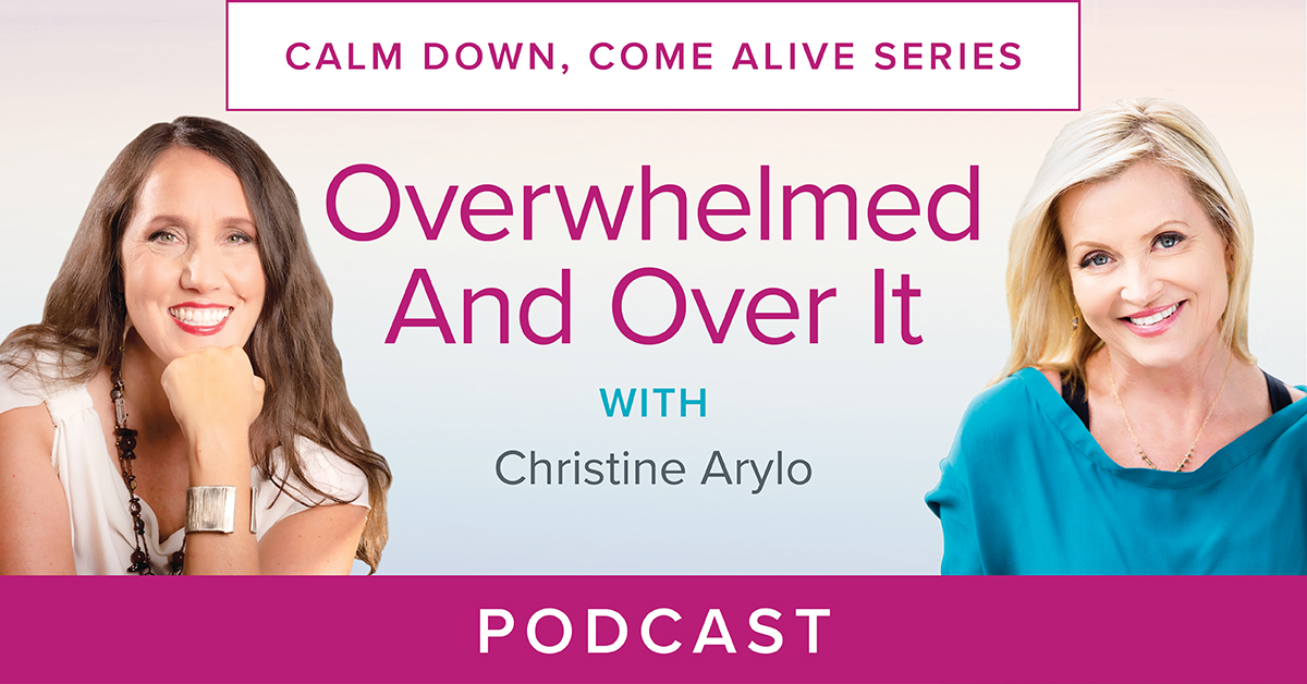 Overwhelmed and Over It Podcast