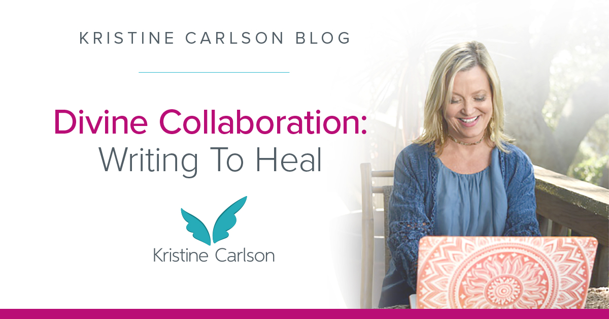 Divine Collaboration Writing To Heal blog