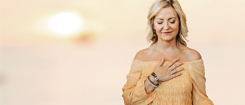 Kristine Carlson Golden Pause Meditation