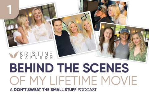 Behind The Scenes Of My Lifetime Movie Kristine Carlson Podcast