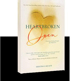 Heartbroken Open Book Cover